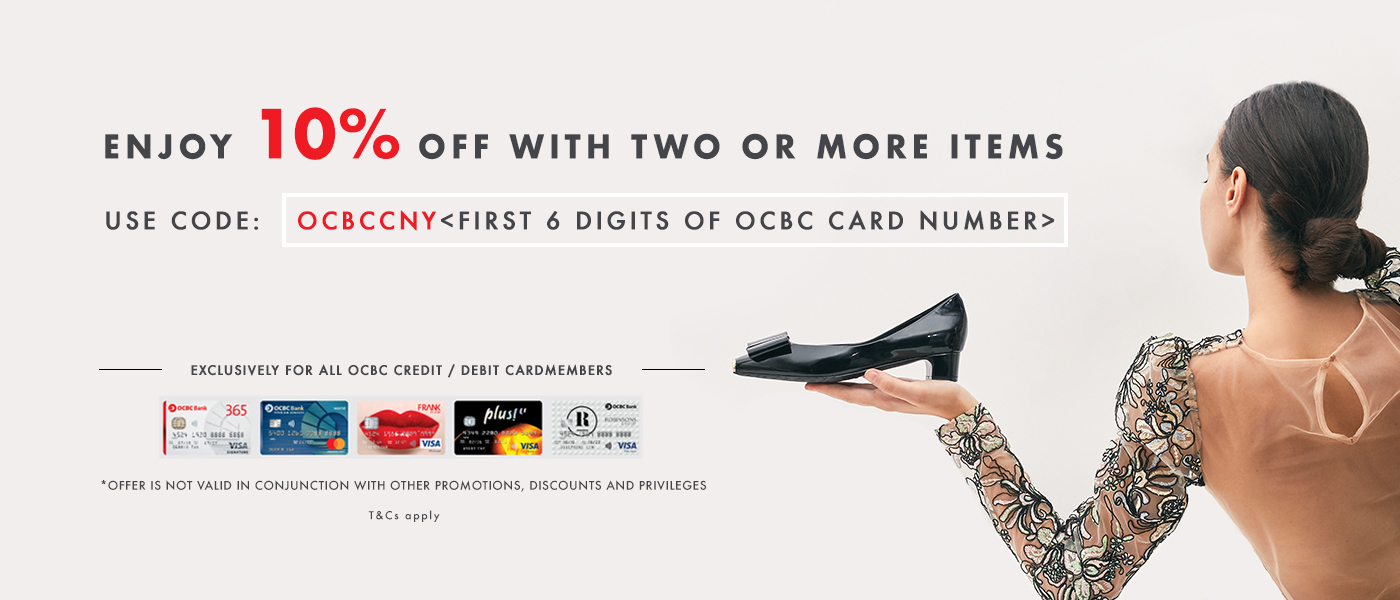PAZZION x OCBC Bank Exclusive Spring Special