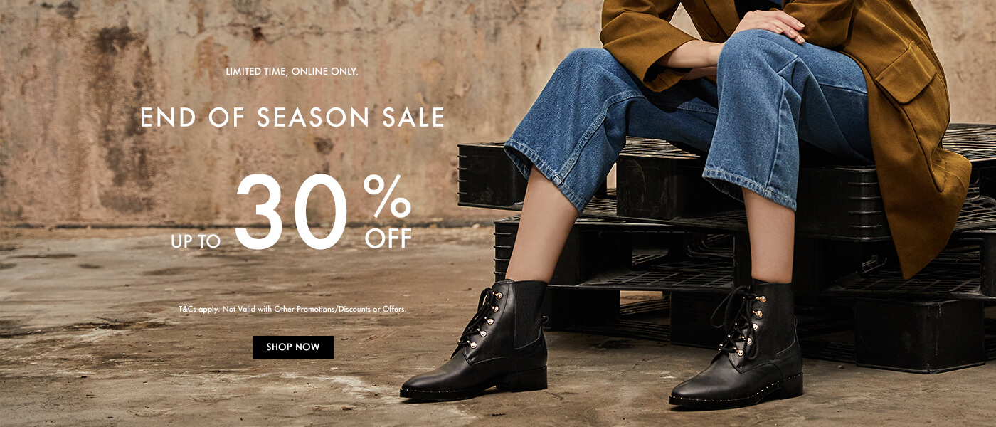 End of Season Sale - Boots