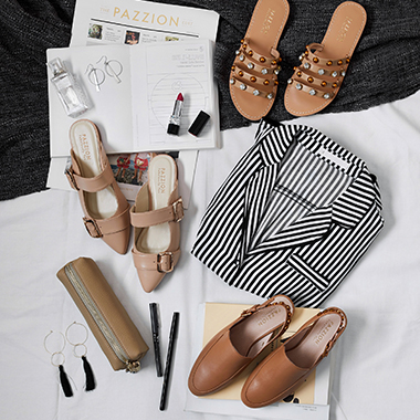 FASHION - COMFORTABLE SANDALS FOR WORK