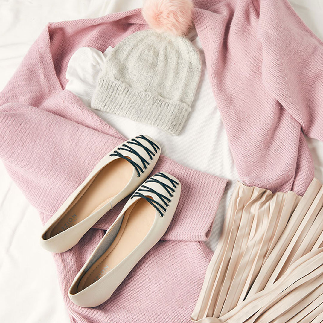 FASHION: TIMELESS FLATS FOR WINTER