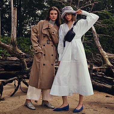 FEATURE: FOREST DREAMLAND - Fall Winter 2019 Campaign