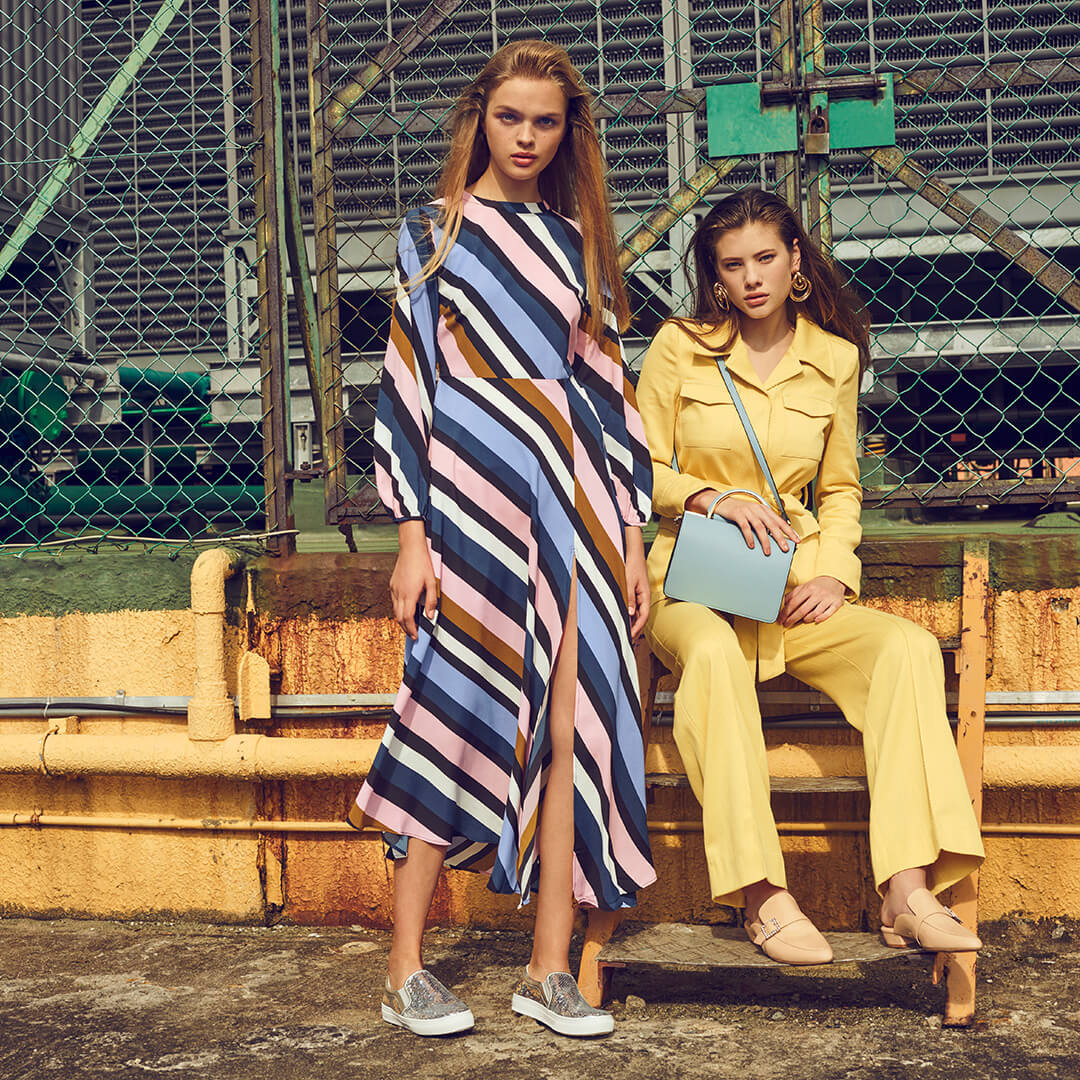 URBAN REVERIE: SPRING SUMMER 2019 CAMPAIGN