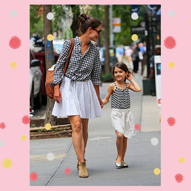 FASHION: TIPS TO TWINNING FOR MOTHER & DAUGHTER DUOS