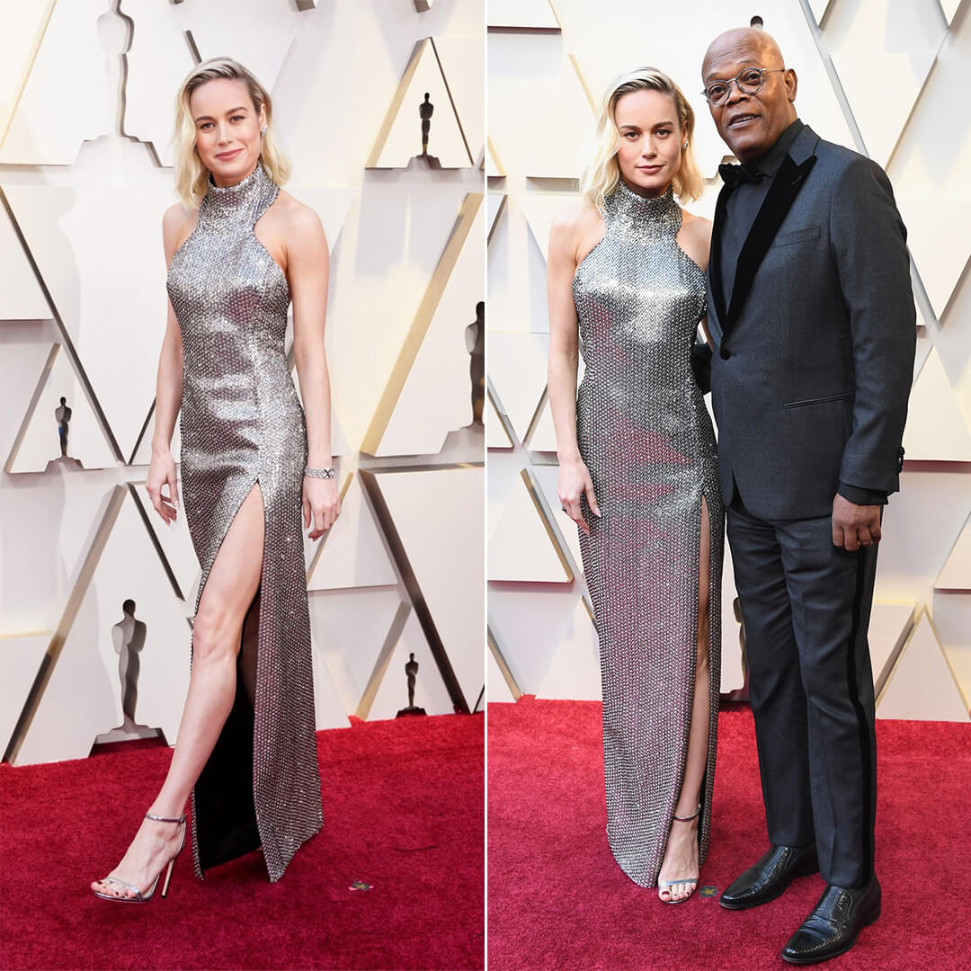 LIFESTYLE: COP CAPTAIN MARVEL'S LOOK