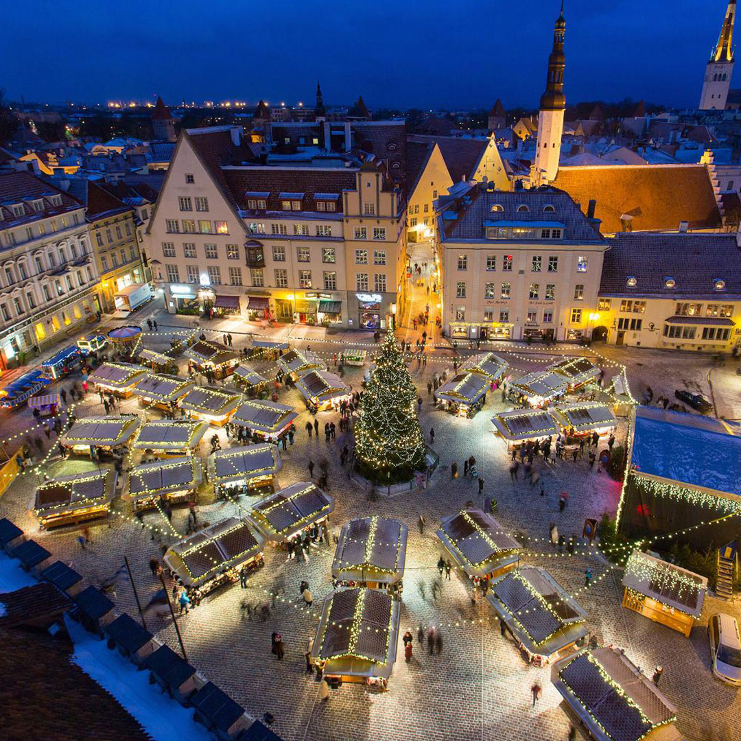 TRAVEL: BEST CHRISTMAS MARKETS