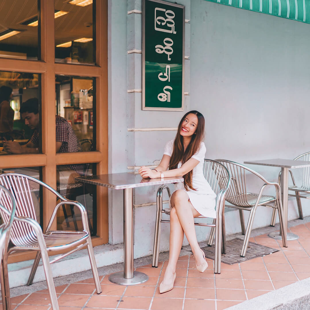 A DAY OUT WITH TRAVEL PERSONALITY REBECCA TEN