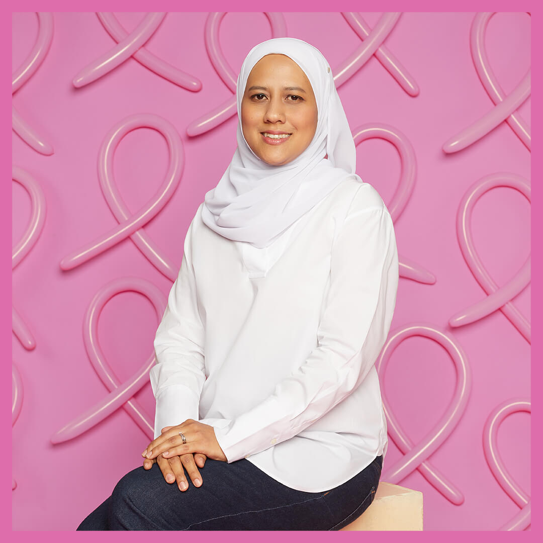 FEATURE: BREAST CANCER SURVIVOR – ADLINA BTE SUPARMAN