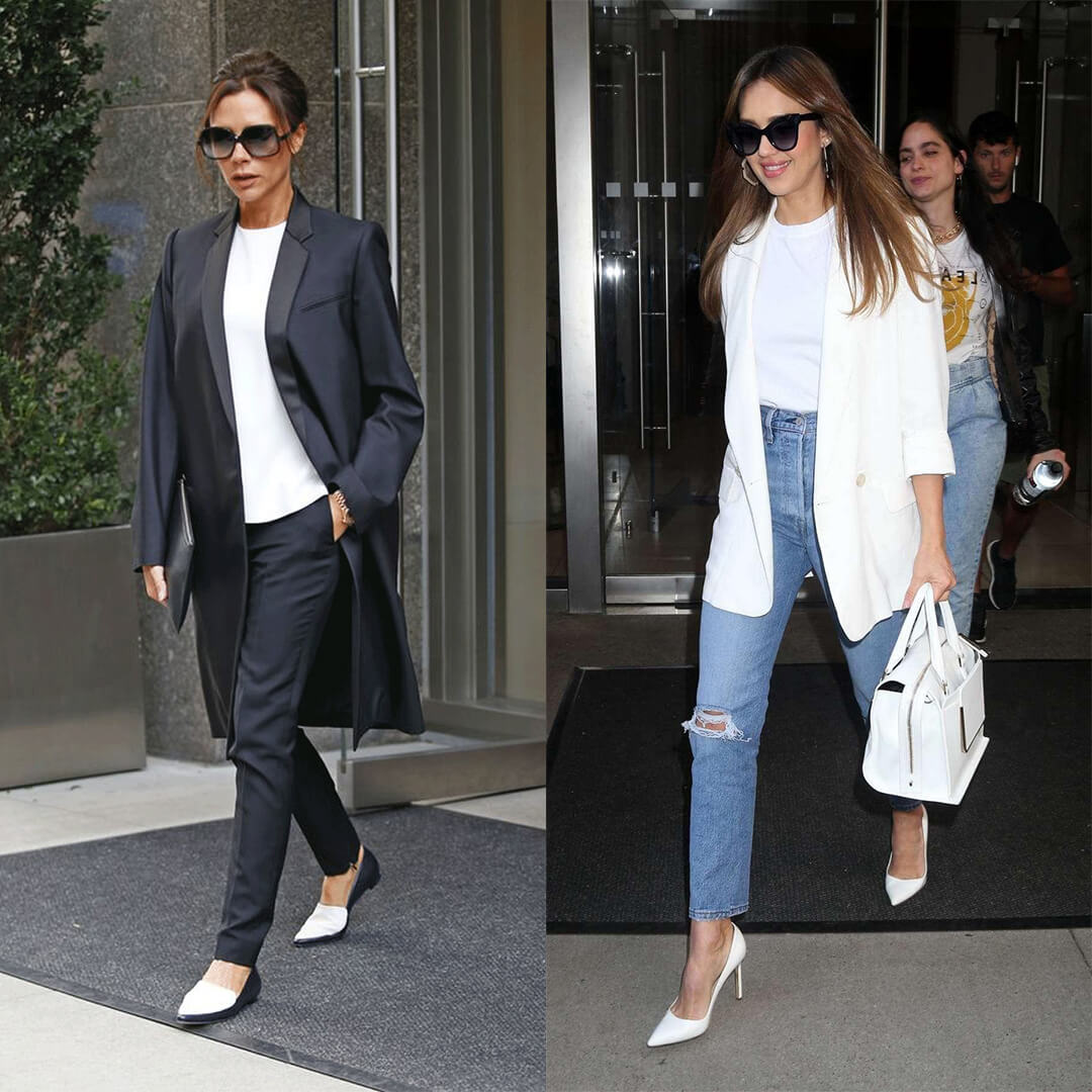 CELEB FASHION STYLES TO SPICE UP YOUR WORK EDITS