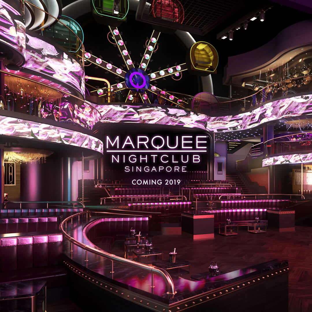 MARQUEE SINGAPORE: THE ADULT'S PLAYGROUND