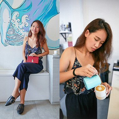 PERSONALITY: THE TASTE MAKER - ELYSIA TAN