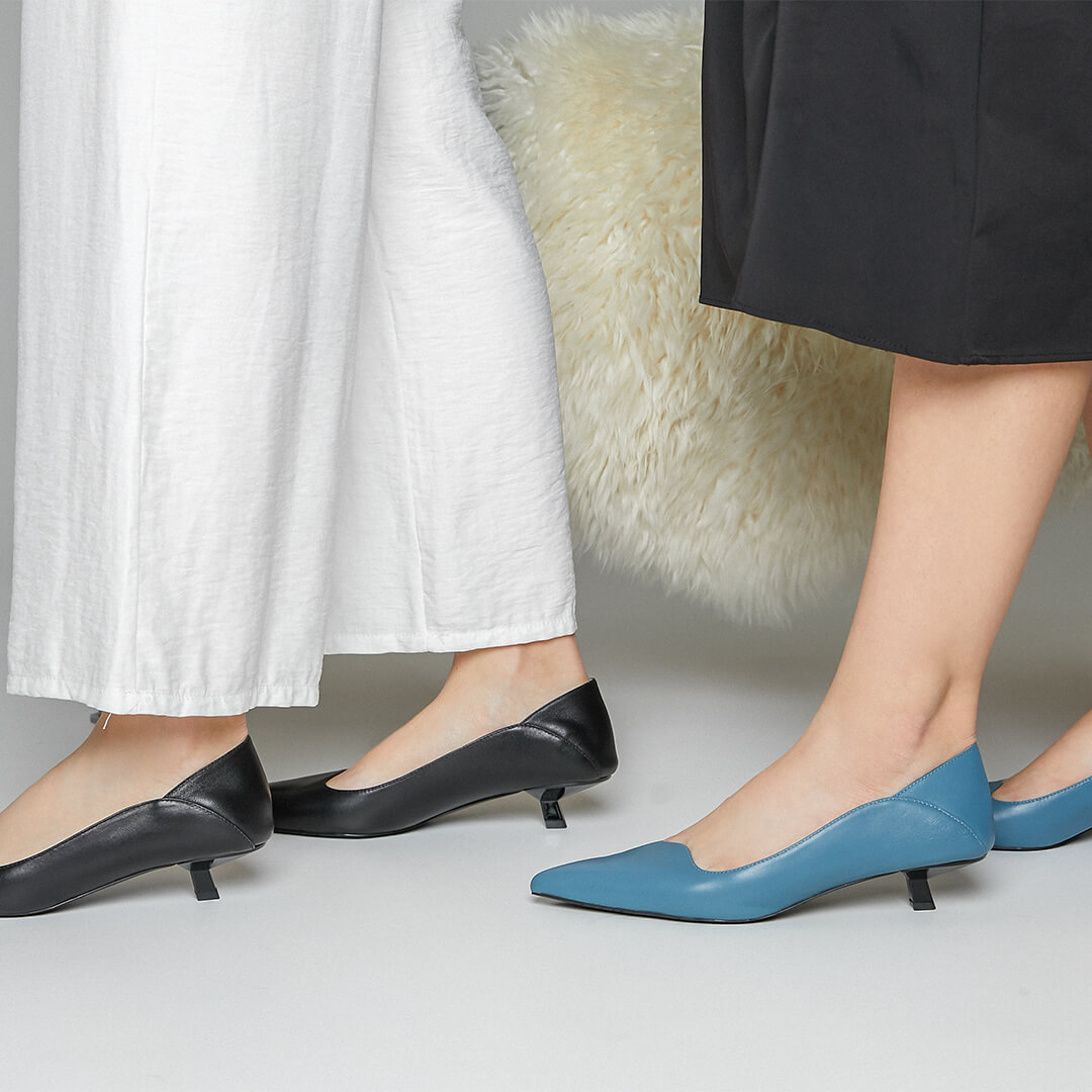 THE COVERED SHOES EDIT - WE'VE GOT YOU COVERED