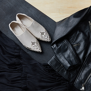 FASHION - STYLE TIPS FOR METALLIC SHOES FOR PERFECT OOTD