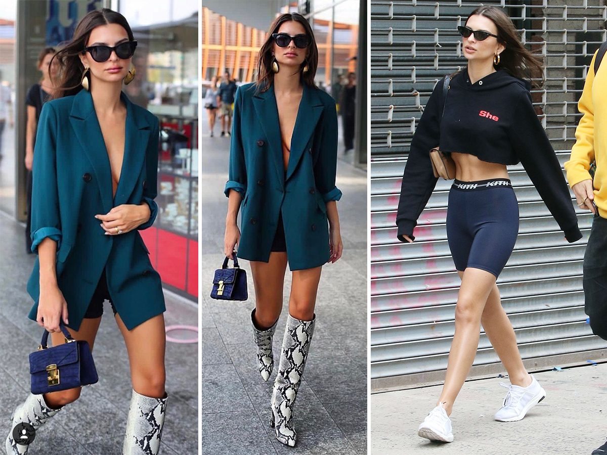 Style Edit Rock The Bike Shorts Trend For Everyday Wear The Edit Pazzion