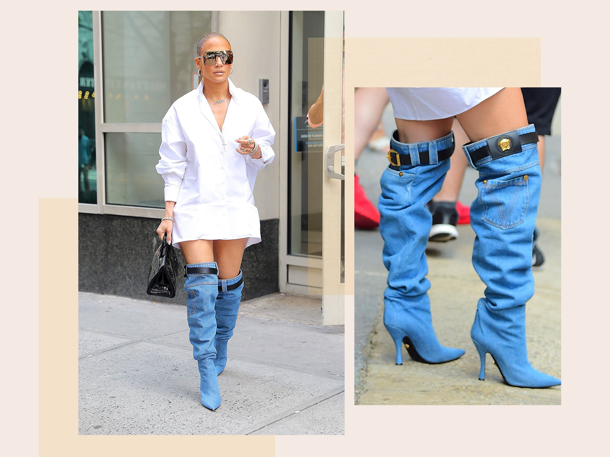 Styling Tips To Avoid Jennifer Lopez S Boots Fiasco The Edit Pazzion