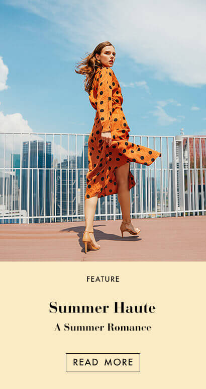 PAZZION Spring/Summer 2019 Campaign: Summer Haute