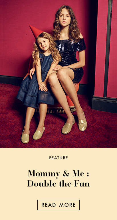 THE EDIT - Mommy & Me Campaign