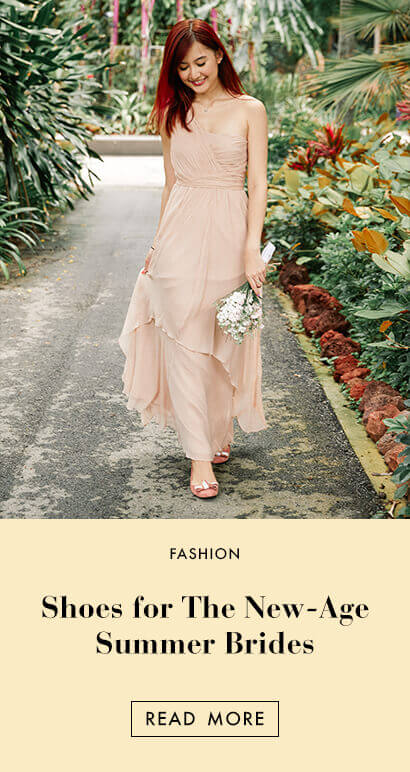 PAZZION EDIT -  Summer Wedding  for the New-Age Brides