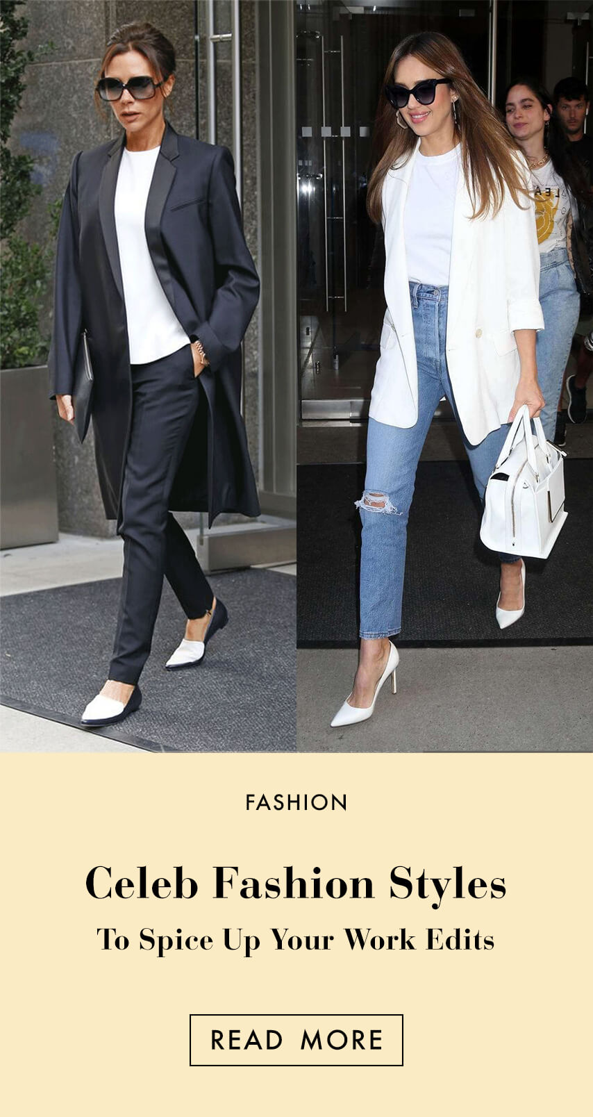 PAZZION EDIT - CELEB FASHION STYLES TO SPICE UP YOUR WORK EDITS
