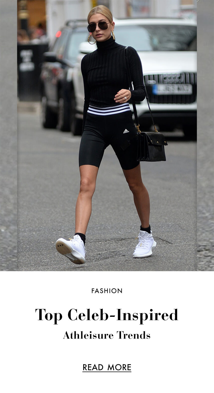 Top Celeb-Inspired    Trends For Your Fitness Fashion