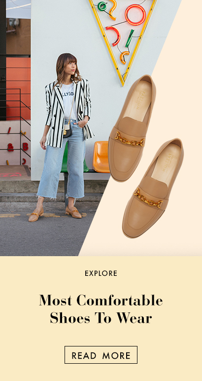 The Edit - Most Comfortable Shoes To Wear