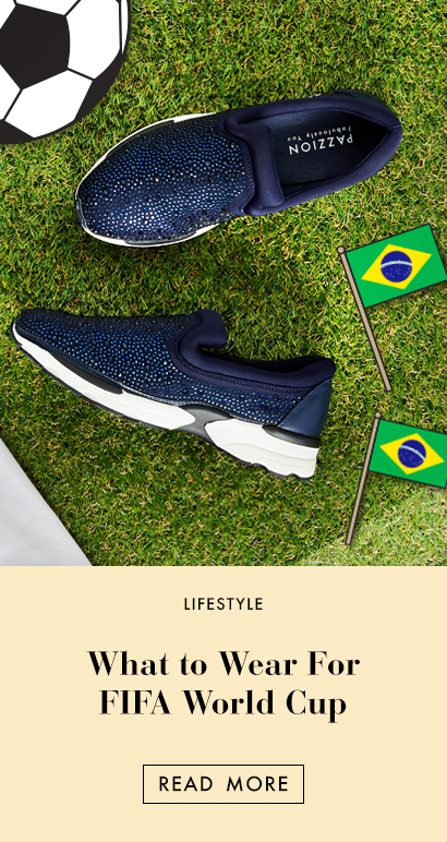 The Edit - What to Wear For FIFA World Cup