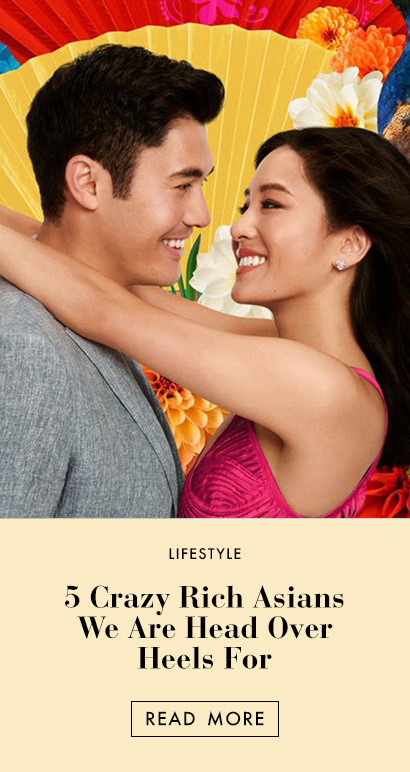 The Edit - 5 Crazy Rich Asians We are Head Over Heels
