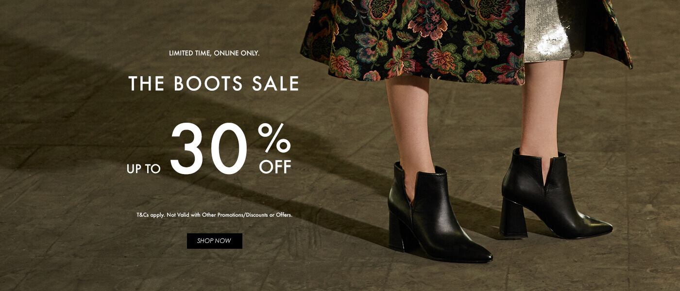 The Boots Sale