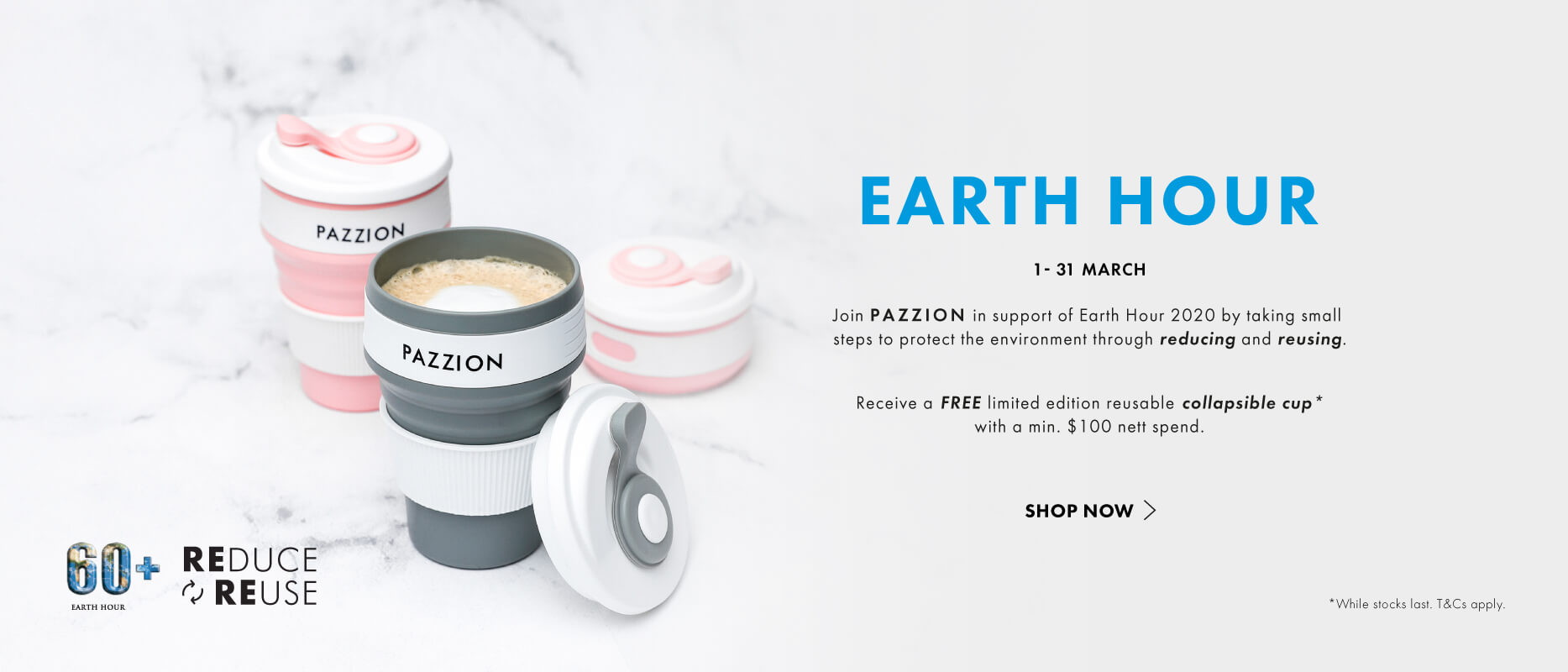 PAZZION - Earth Day 2020