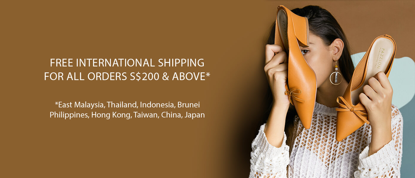 5e283421d99 Free Shipping to Selected Destinations