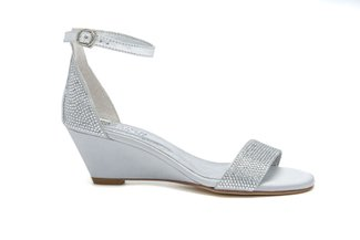 8907-5 SILVER WEDGE
