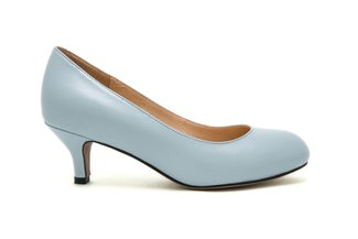 1802-01 LIGHT BLUE HEEL