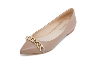 0628-51 Almond Pointed Flat