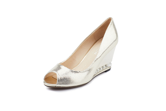 711-B1 Light Gold Stunning Wedge