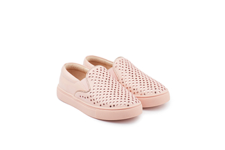 BB8988-21 Kids Pink Sneakers