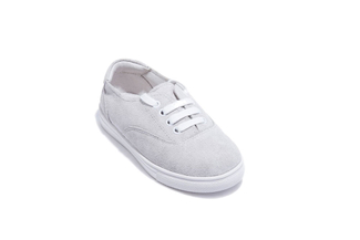BB9520-5 KIDS WHITE SNEAKERS