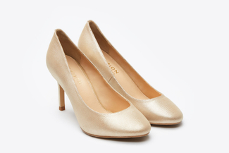 5906-3 Almond Round Toe Timeless Heels