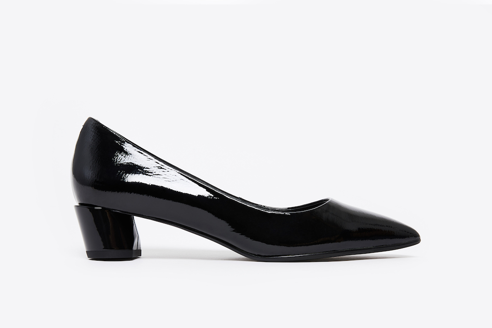 2384a90c80a49 ... Black Patent Leather Pointed Pumps. previous. previous. Share
