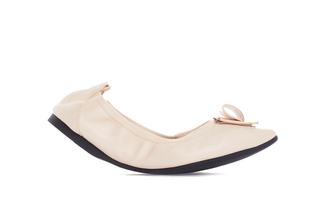 1318-212 Beige  Ornament Flats