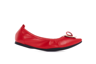 1318-212 Red Foldable Ornament Flats