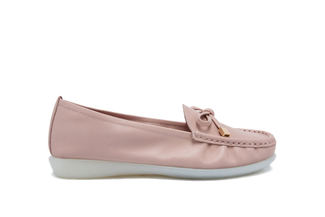 332-28 Pink Loafers