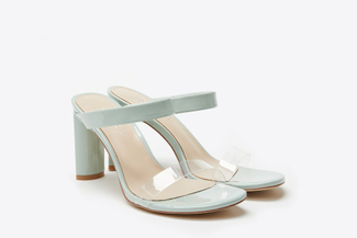 6009-202 Turquoise Chic Breezy Slide Sandals