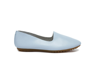 801-1A Powder Blue Pastel Loafer