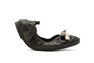 986-88 Black Foldable Ballerina