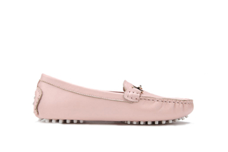 A8-2 Pink Comfort Loafers