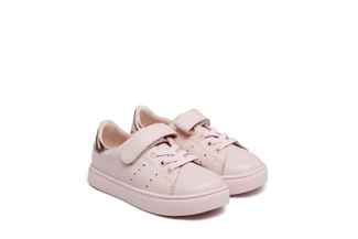BB8988-1A Kids Pink Sneakers