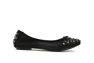 159-53 Black Crystal Ballerina