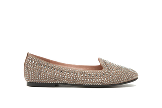 1620-66 Taupe Stylish Flat