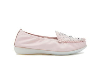 332-68 Pink Casual Flat