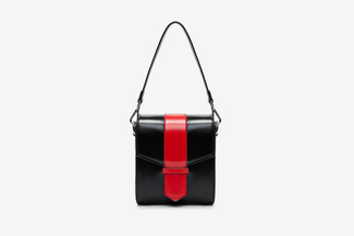 8060 Black Boxy Bag