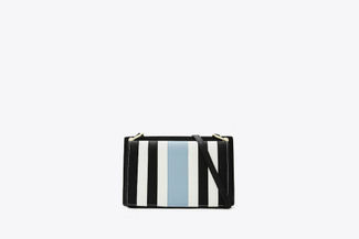 4749 Blue Nautical Crossbody Bag